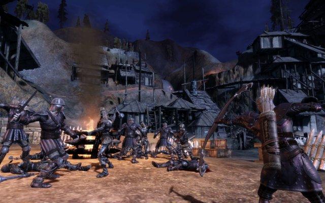 Dragon Age: Origins (Collector's Edition) til Xbox 360