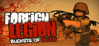 Foreign Legion: Buckets of Blood til PC