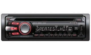 Sony CDX-GT430U