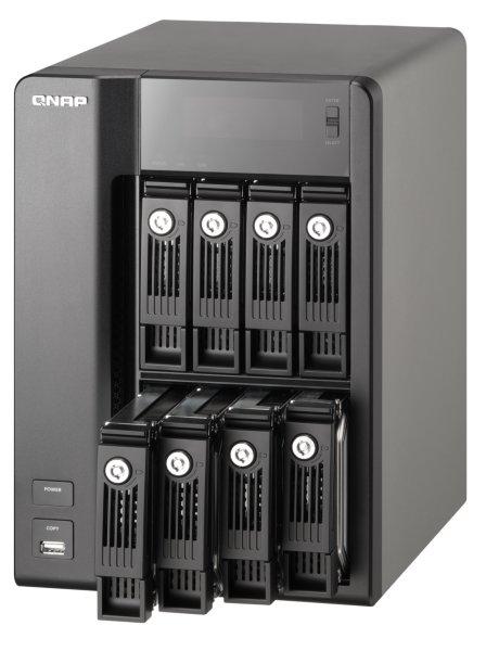 Qnap TS-809 Pro Turbo
