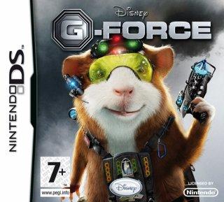 G-Force til DS