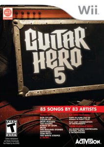 Guitar Hero 5 til Wii