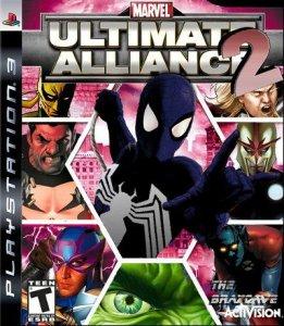 Marvel: Ultimate Alliance 2 til PlayStation 3
