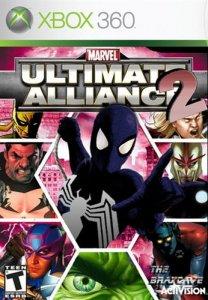 Marvel: Ultimate Alliance 2 til Xbox 360
