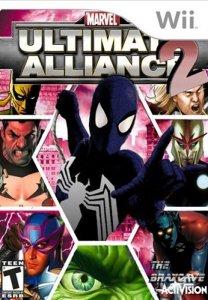Marvel: Ultimate Alliance 2 til Wii