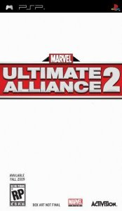 Marvel: Ultimate Alliance 2 til PSP