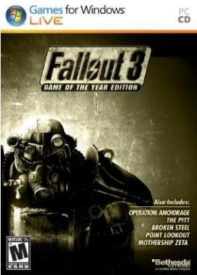 Fallout 3: Game of the Year Edition til PC - Nedlastbart