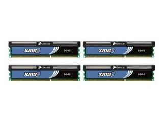 Corsair XMS3 DDR3 1333MHz 8GB CL9 (4x2GB)