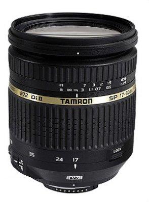 Tamron SP AF 17-50mm F2.8 XR Di II VC LD Aspherical (IF) (med fokusmotor) for Nikon