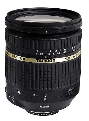 Tamron SP AF 17-50mm F2.8 XR Di II VC LD Aspherical (IF) for Canon