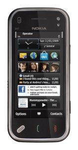 Nokia N97 mini med abonnement
