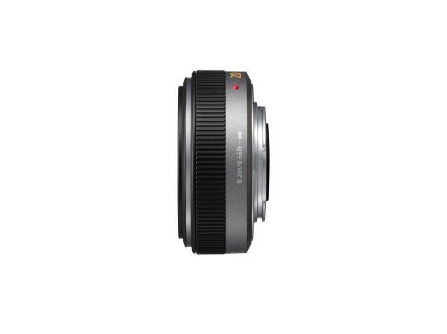 Panasonic Lumix G 20mm / F1.7 ASPH. Pancake
