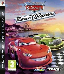 Cars Race-O-Rama til PlayStation 3