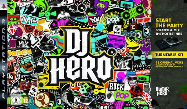 DJ Hero til PlayStation 3
