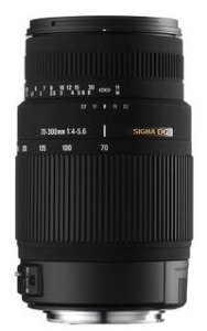 Sigma 70-300mm F4-5.6 DG  OS for Canon