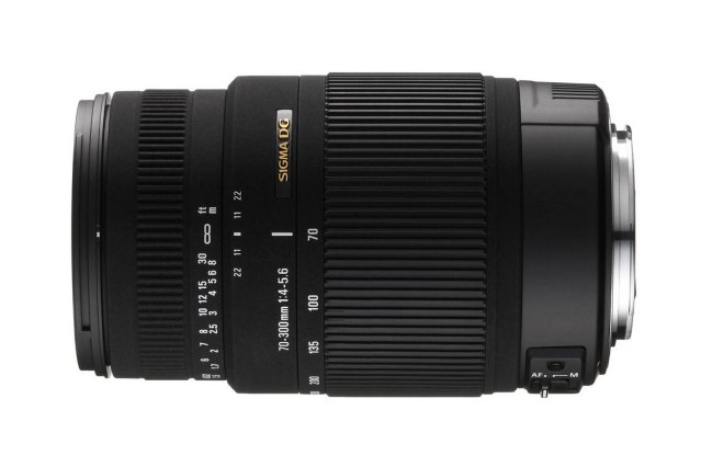 Sigma 70-300mm F4-5.6 DG  OS for Pentax