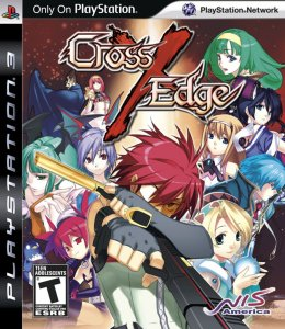 Cross Edge til PlayStation 3