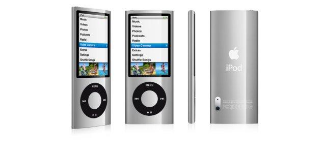 Apple iPod Nano 16 GB (5.gen)