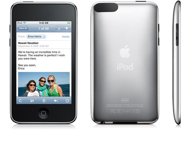 Apple Ipod Touch 32 GB (3.gen)