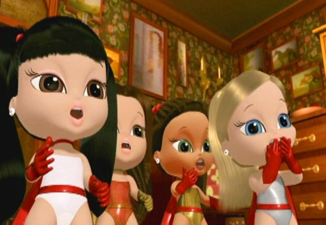 Bratz Super Babyz til DS