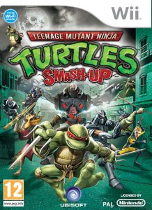 Teenage Mutant Ninja Turtles: Smash-Up til Wii