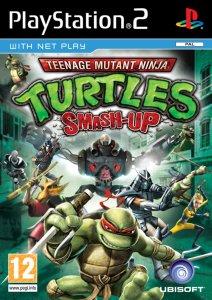 Teenage Mutant Ninja Turtles: Smash-Up til PlayStation 2