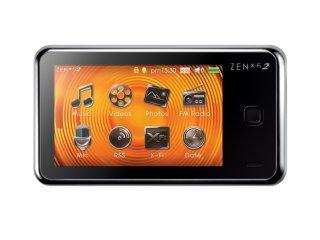 Creative Zen X-fi 2 (8GB)