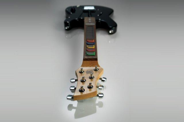 Logitech Wireless Guitar (PS2/3)