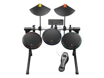 Logitech Wireless Drum Controller (PS2/3)