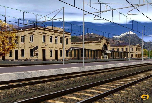 Trainz Railroad Simulator 2004 til PC