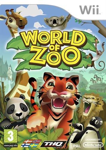 World of Zoo til Wii