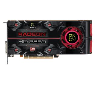 XFX Radeon HD 5850 1024 MB