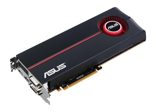 Asus Radeon HD 5850 1 GB