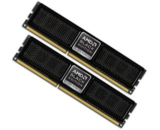 OCZ PC3-12800 AMD Black Edition CAS8 4 GB