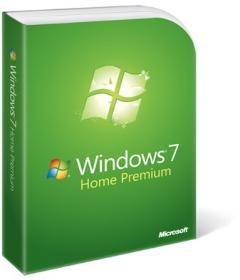 Microsoft Windows 7 Home Premium 64-bit Norsk OEM