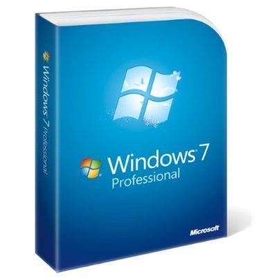 Microsoft Windows 7 Professional 32-bit Engelsk OEM