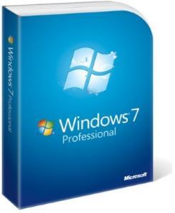 Microsoft Windows 7 Professional 64-bit Engelsk OEM