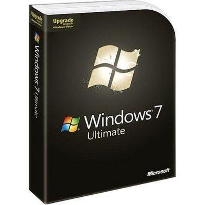 Microsoft Windows 7 Ultimate Norsk Oppgradering