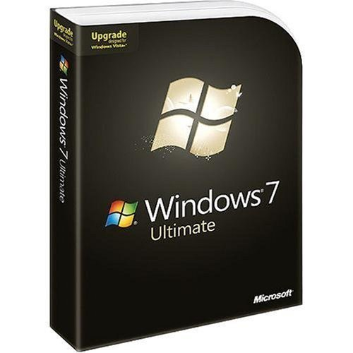 Microsoft Windows 7 Ultimate Norsk Oppgradering