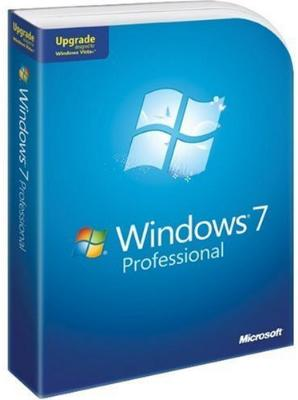 Microsoft Windows 7 Professional Norsk Oppgradering