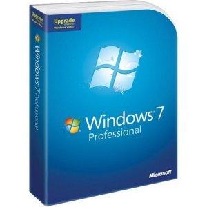Microsoft Windows 7 Professional Engelsk Oppgradering