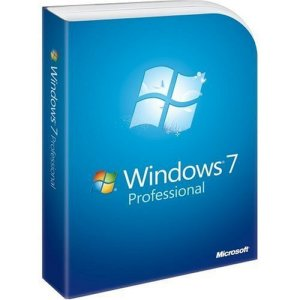 Microsoft Windows 7 Professional Norsk Fullversjon