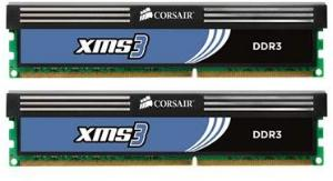 Corsair XMS3 DDR3 1600MHz 4GB CL8 (2x2GB)
