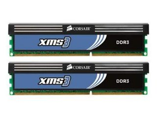 Corsair XMS3 DDR3 1600MHz 4GB CL8 (2x2GB)
