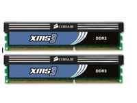 Corsair XMS3 DDR3 1333MHz 4GB CL9 (2x2GB)