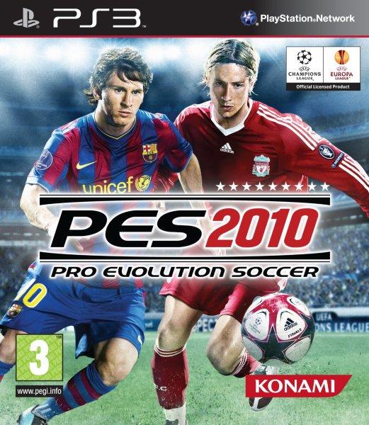 Pro Evolution Soccer 2010 til PlayStation 3
