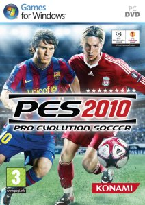 Pro Evolution Soccer 2010 til PC