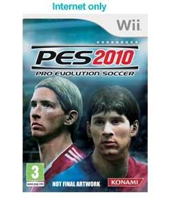 Pro Evolution Soccer 2010 til Wii