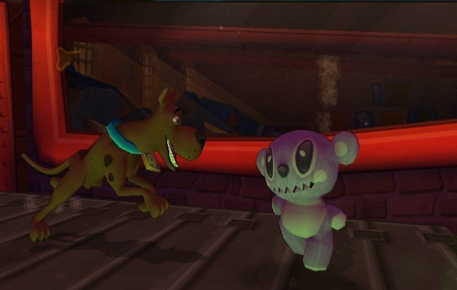 Scooby-Doo! First Frights til Wii