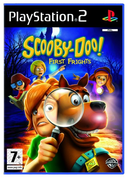 Scooby-Doo! First Frights til PlayStation 2